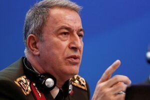وزیر دفاع ترکیه: تهدیدهای یونان تاثیری ندارد
