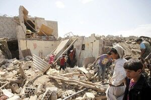 حمله سعودیها به شمال یمن با ۸ کشته و زخمی