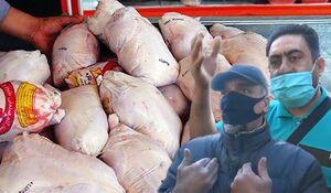 فیلم| آرامش پس از طوفان در بازار مرغ/ عرضه گسترده بازار را آرام کرد