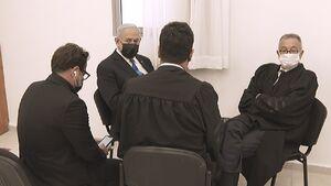 عکس/ محاکمه نتانیاهو به اتهام فساد مالی
