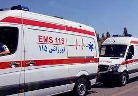 ۲۵ مصدوم در برخورد نیسان حامل اتباع بیگانه در رودبار جنوب