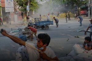 سازمانملل: ۵۶۸ نفر در کودتای میانمار کشته شدهاند