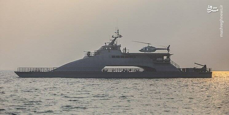آغاز ۱۴۰۰ با رونمایی از تحولی بزرگ در دکترین نیروی دریایی سپاه/ «نسل جدید شناورهای رزمی ایرانی» آماده مأموریت در آبهای بینالمللی+تصاویر ماهوارهای