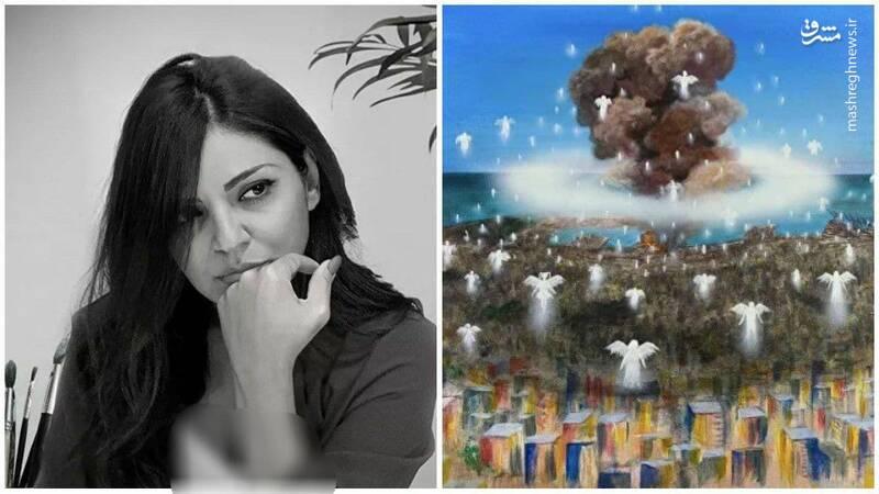 اقدام جالب یک جوان برای کمک به خانوادههای حادثه دیده انفجار لبنان