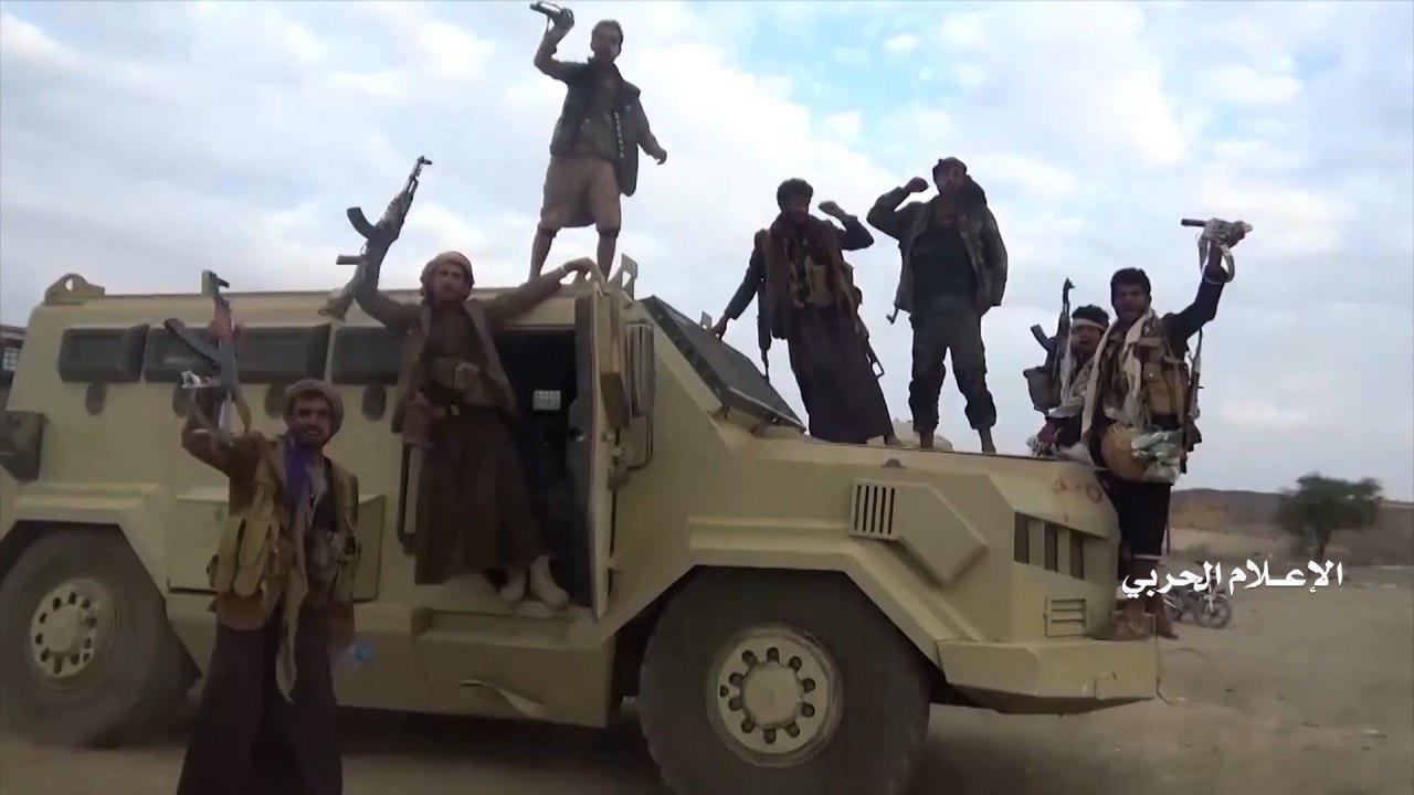 آخرین خبرها از تحولات میدانی در قلب یمن/ شاهرگ نظامی - اقتصادی آل سعود در آستانه قطع شدن + نقشه میدانی و عکس
