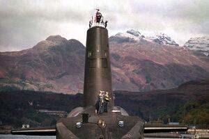 تسلیحات کشتار جمعی انگلیس خطری برای امنیت جهان