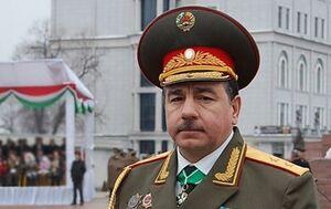 شیرعلی میرزا وزیر دفاع تاجیکستان