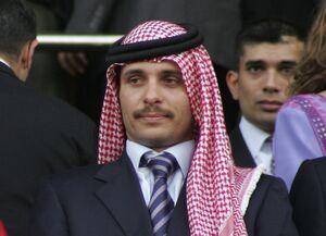 حمزه بن الحسین اردن