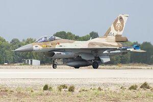 رزمایش هوایی مشترک رژیم صهیونیستی و قبرس - کراپشده