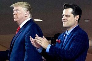 دفاع ترامپ از نماینده جمهوریخواه متهم به فساد جنسی