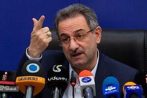 استاندار تهران: نمیتوان پایتخت را قرنطینه کرد/ مشاغل گروههای ۲، ۳ و ۴ دو هفته تعطیل خواهند بود - کراپشده
