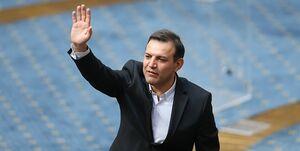 تبریک رییس ایرانی فدراسیون فوتبال بلژیک به عزیزی خادم