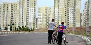 تورم نقطهای مسکن در تهران کاهش یافت