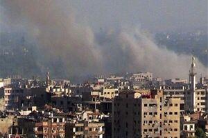 حملات خمپارهای تروریستها به مناطق مسکونی