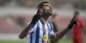 طارمی جزو ۵ بازیکن برتر فصل لیگ پرتغال +عکس