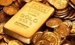 طلا ۷.۵ دلار ارزان شد