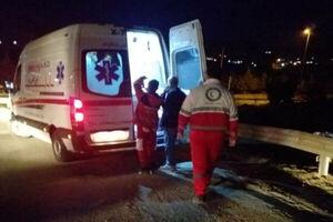 امدادرسانی به ۲ حادثه سقوط پاراگلایدر و یک چتر باز در دماوند