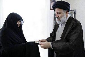 رئیس قوه قضائیه درگذشت همسر شهید نظرنژاد را تسلیت گفت