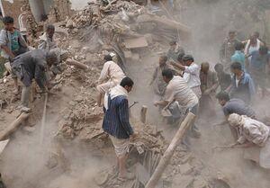 تداوم آتش افروزی و نقض آتشبس سعودیها در یمن