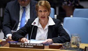 میانمار اجازه ورود به نماینده ویژه سازمان ملل نداد