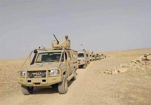 عراق| عملیات امنیتی حشد شعبی در جنوب غربی سامراء