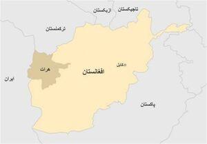 افغانستان| ادامه آتش سوزیهای سریالی در هرات