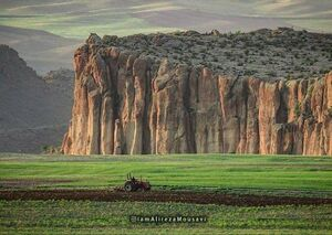 عکس/ زیبایی بینظیر ایران در دامنهی کوه سبلان