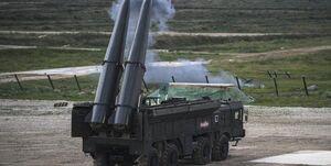 انتقال «سامانههای موشکی اسکندر» روسیه به مرز با اوکراین