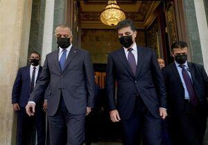 چرایی سفر رئیس اقلیم کردستان عراق به بغداد