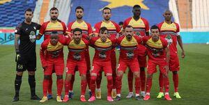 اعلام ترکیب 2 تیم فوتبال فولاد ایران والعین امارات