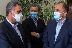 وضعیت ادارات تهران در اولین روز اجرای محدودیتهای کرونایی - کراپشده