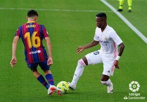 ترکیب رئال مادرید و بارسلونا اعلام شد
