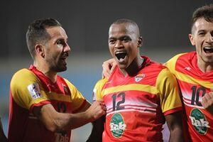 عکس/ پیروزی فولاد مقابل العین امارات