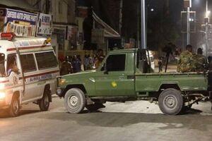 5 کشته و 10 زخمی در یک حمله انتحاری در سومالی - کراپشده