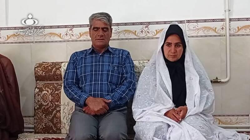 پادرمیانی امام محله برای وصال زوج لرستانی بعد از ۳۲ سال