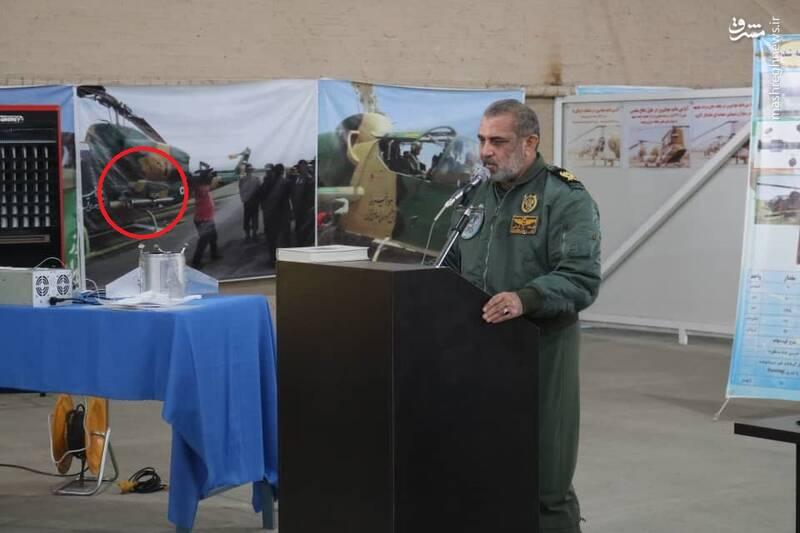 تجهیز بالگردهای ارتش به نسل جدید موشکهای «شلیک کن- فراموش کن»/ بازگشت «شفق» با برد بیشتر و کلاهک جنگی متنوعتر +عکس