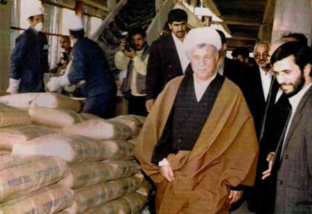احمدینژاد چگونه از رفیق هاشمی رفسنجانی به دشمن او تبدیل شد؟ +تصاویر