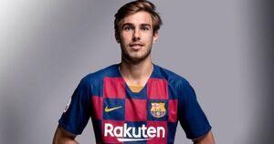 گل اول بارسلونا به رئال مادرید توسط مینگوئزا+فیلم