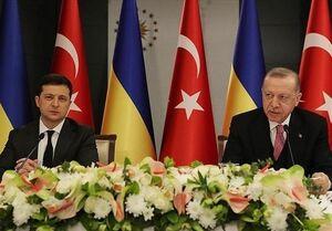 اردوغان: همکاری راهبردیمان با اوکراین را تقویت خواهیم کرد