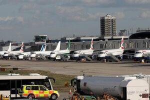 پروازهای لندن از سر گرفته میشود؟