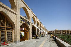 بهشت در خیابان اردیبهشت اصفهان +عکس