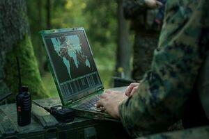 آماده باش نظامی ناتو در مرز دنیای سایبری