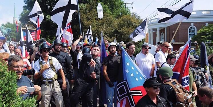 آمادهباش پلیس آمریکا در آستانه تظاهرات راستگراها