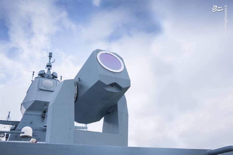 اعلام ویژگیهای مهم «اولین توپ لیزری ایران» / انحصار قدرتهای مشهور نظامی در تولید یک «سامانه پدافندی استراتژیک» شکست +فیلم