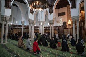 اهانت به یک مرکز اسلامی در فرانسه