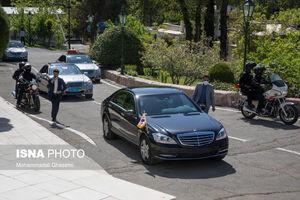 عکس/ خودرو نخست وزیر کره جنوبی