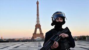 بحران کرونا در فرانسه از کنترل خارج شده است / اظهارنظرهای لجوجانه مکرون باعث کاهش اعتماد مردم به دولت شده است