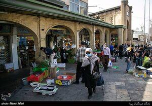عکس/ تعطیلی بازار تجریش