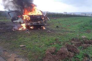 انفجار خودرو بمبگذاری شده در حومه حلب سوریه