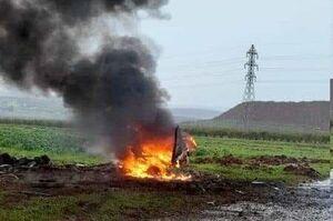انفجار خودروی بمب گذاری شده در مرکز سوریه